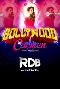 Bollywood Carmen כרזה