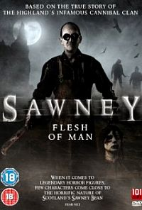 Lord Of Darkness Sawney: Flesh of Man כרזה