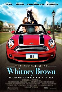 The Greening of Whitney Brown כרזה