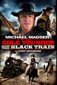 Cole Younger And The Black Train כרזה