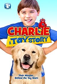 Charlie: A Toy Story כרזה