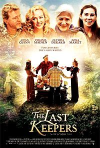 The Last Keepers כרזה