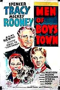 Men Of Boys Town כרזה