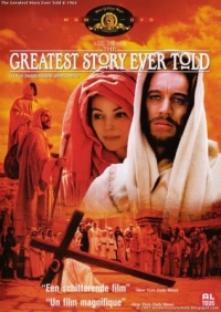 The Greatest Story Ever Told כרזה