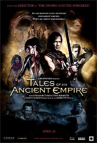 Tales of an Ancient Empire כרזה