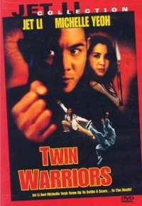 Twin Warriors כרזה