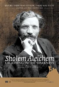 Sholem Aleichem: Laughing in the Darkness כרזה