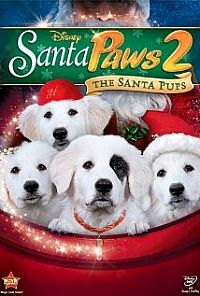 Santa Paws 2: The Santa Pups כרזה