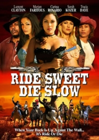 Ride Sweet Die Slow כרזה