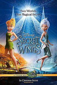 טינקרבל וסוד הכנפיים לצפייה ישירה