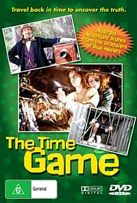 The Time Game כרזה