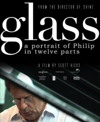 Glass: A Portrait Of Philip In Twelve Parts כרזה