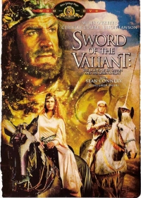 Sword of the Valiant: The Legend of Sir Gawain and the Green Knight כרזה