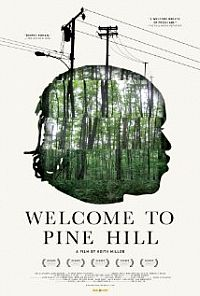 Welcome to Pine Hill כרזה