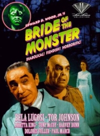 Bride Of The Monster כרזה