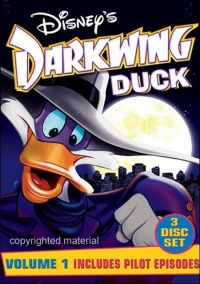 Darkwing Duck כרזה