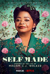 Self Made: Inspired By The Life Of Madam C.J. Walker כרזה