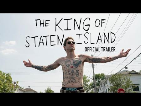 The King Of Staten Island טריילר (2020)