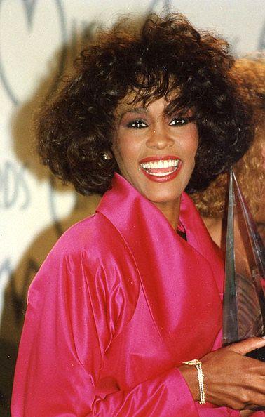 וויטני יוסטון - Whitney Houston – סרטים