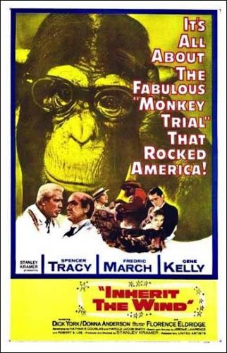 משפט הקופים (1960) – סרטים