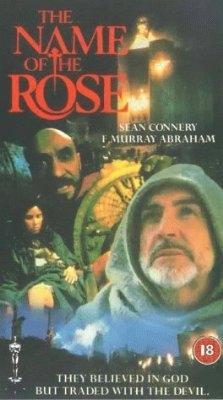שם הוורד (1986) – סרטים